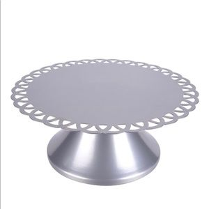 Other - Metal cake stand. Cake holder.